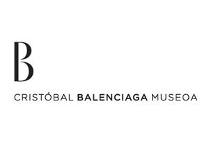 Cristóbal Balenciaga Museoa Logo