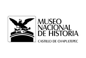 Logo Museo Nacional Historia Chapultepec