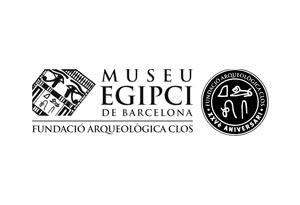 Logo Museu Egipci de Barcelona
