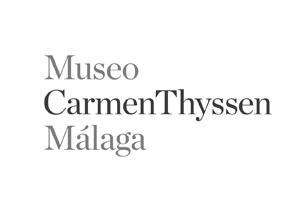 Logo Museo Carmen Thyssen Malaga
