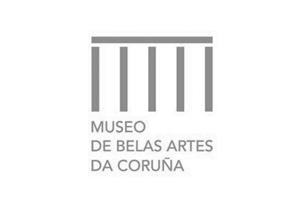 Logo Museo Belas Artes Coruña