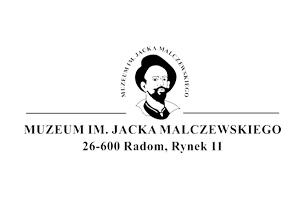 Logo Muzeum im. Jacka Malczewskiego